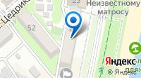 Компания Баловень на карте