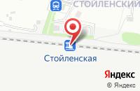 Схема проезда до компании Астраханский завод Каскад в Астрахани