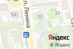 Схема проезда до компании BON TONE в Новороссийске
