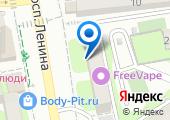 Центр заказа автобусов на карте