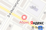Схема проезда до компании ПИКА-ТЕХНОСЕРВИС в Москве