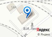 Флот Новороссийского морского торгового порта на карте