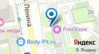 Компания Графские кухни плюс на карте