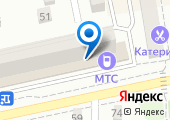 Финансовая группа Сберегательный Союз, КПК на карте