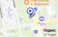 Схема проезда до компании ЮВЕЛИРНЫЙ САЛОН 7 КАРАТ в Новороссийске