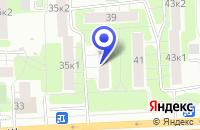 Схема проезда до компании НОТАРИУС СОРОКИН А.П. в Москве