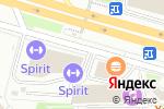 Схема проезда до компании Школьный в Москве
