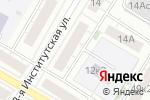 Схема проезда до компании Эко-Лайн в Москве