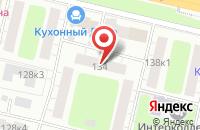 Схема проезда до компании Джобол в Москве