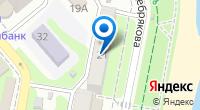 Компания Апартаменты для командировочных на карте