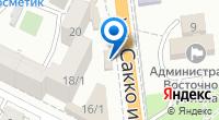 Компания Алло на карте