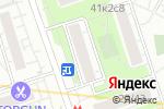 Схема проезда до компании Стильная одежда в Москве