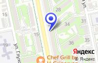 Схема проезда до компании ПАРИКМАХЕРСКАЯ МАХАОН в Новороссийске