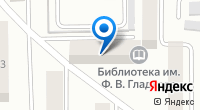 Компания Библиотека им. Ф. В. Гладкова на карте