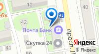 Компания Элемент на карте