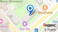 Компания Геодезическая компания на карте