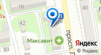 Компания Профи-юг на карте