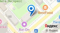 Компания ЭсТеррА на карте
