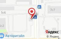 Схема проезда до компании Сиам и Партнеры в Москве
