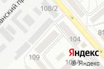 Схема проезда до компании ДОНВАК, торгово-промышленная компания в Донецке