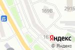 Схема проезда до компании Находка в Донецке