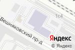 Схема проезда до компании XM Fireline в Москве