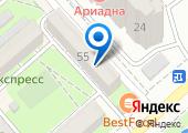 Городской центр жилья на карте