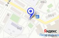 Схема проезда до компании КОМПЬЮТЕРНЫЙ МАГАЗИН A.A.GROUP в Москве
