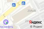 Схема проезда до компании Мослейбл в Москве