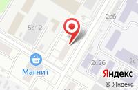 Схема проезда до компании Право На Жизнь в Москве