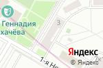Схема проезда до компании Стэк в Москве