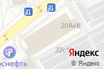 Схема проезда до компании Промоушен Групп в Москве
