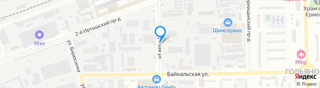 Иркутская улица