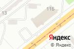 Схема проезда до компании МастерСпорт в Донецке