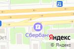 Схема проезда до компании Партез в Москве