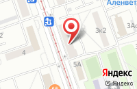 Схема проезда до компании Авантаж в Москве