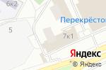 Схема проезда до компании МПО Электромонтаж в Москве