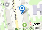 Gym bar на карте