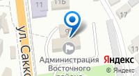 Компания Администрация Восточного внутригородского района на карте
