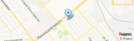 Elite design studio на карте Донецка