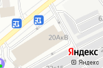 Схема проезда до компании Esmalte в Москве