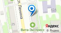 Компания Visus на карте