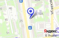 Схема проезда до компании МАГАЗИН ПОДАРКОВ КОНФЕТТИ в Новороссийске
