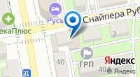 Компания Вики на карте