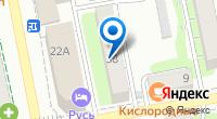 Компания НОВАС на карте