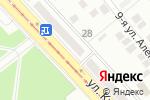 Схема проезда до компании Декоратор в Донецке