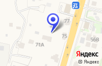 Схема проезда до компании ЗАБОРЬЕВСКИЙ ДК в Дедовске