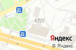Схема проезда до компании Почтовое отделение №109456 в Москве
