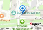НовоморНИИпроект на карте