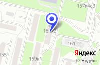 Схема проезда до компании ТРАНСПОРТНАЯ КОМПАНИЯ РИКО ТРАНС СЕРВИС в Москве